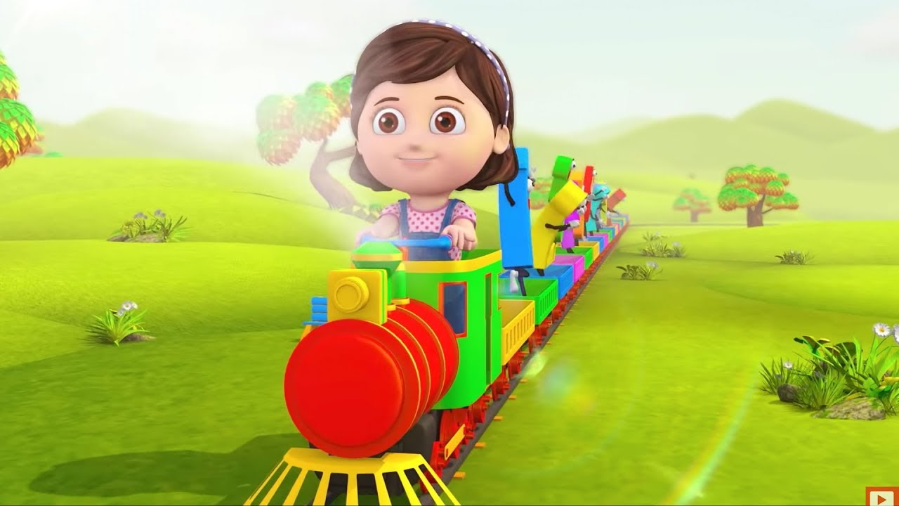 123 songs for children nursery rhymes , 123 song for Kids, Toddlers ...