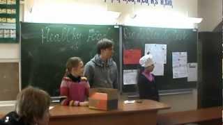 12.03.13. 5 класс проект по английскому языку