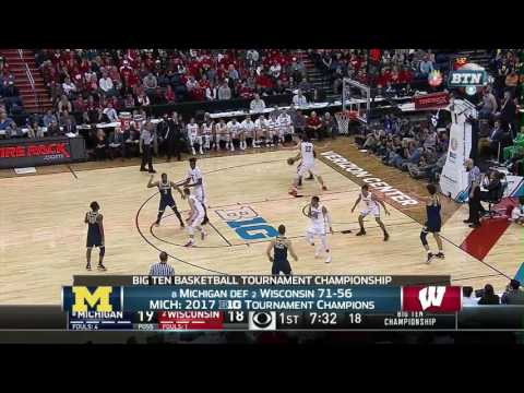 John Beilein Talks Big Ten and NCAA Tournaments