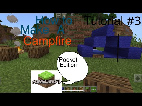 how-to-make-a-campfire-in-minecraft