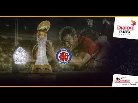 Police SC v CR & FC – Dialog Rugby League #35