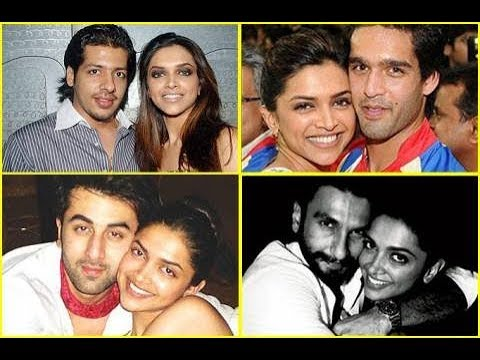 Deepika Padukone DATED 6 HOT Boys Before Saying Yes To Ranveer Singh | CHECK THE LIST