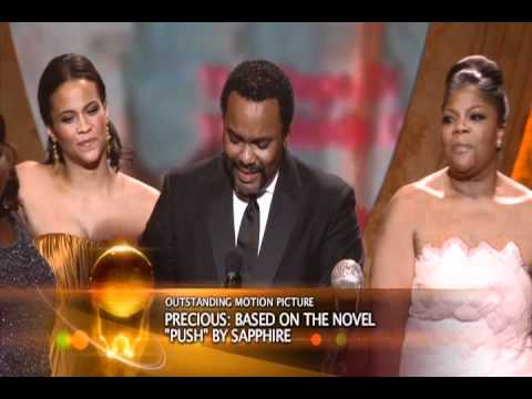 """""""Precious"""" - 41st NAACP Image Awards - Outstanding Motion Picture"""