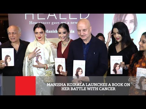 Manisha Koirala Launches A Book On Her Battle With Cancer Mp3