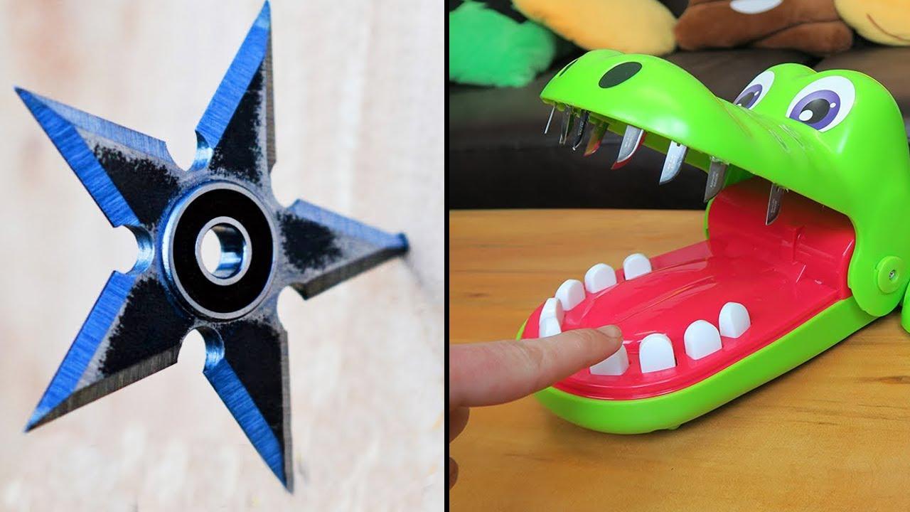 juguetes mas peligrosos para los nios