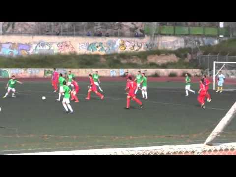 Θρίαμβος Αθηνών - Παλαιό Φάληρο  2 - 2