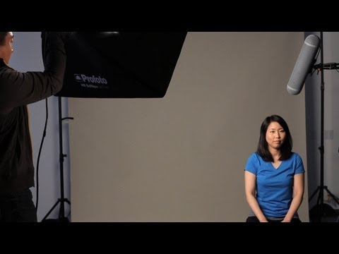 Profoto and Still Motion - Basic Lighting for an Interview
