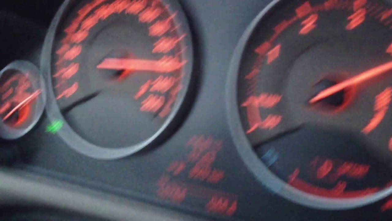 BMW 320d F30 Acceleration Top Speed
