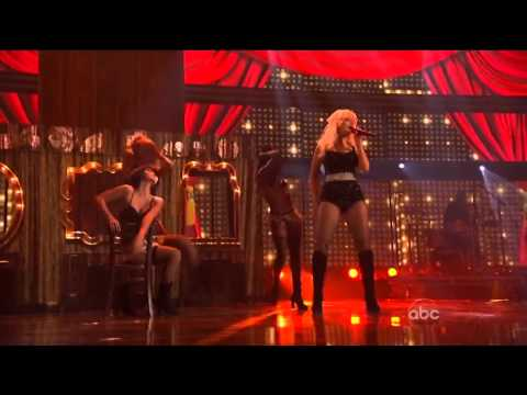 Christina Aguilera - Live @ American Music Awards 2010 by TAAT