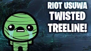 RIOT USUWA TWISTED TREELINE!