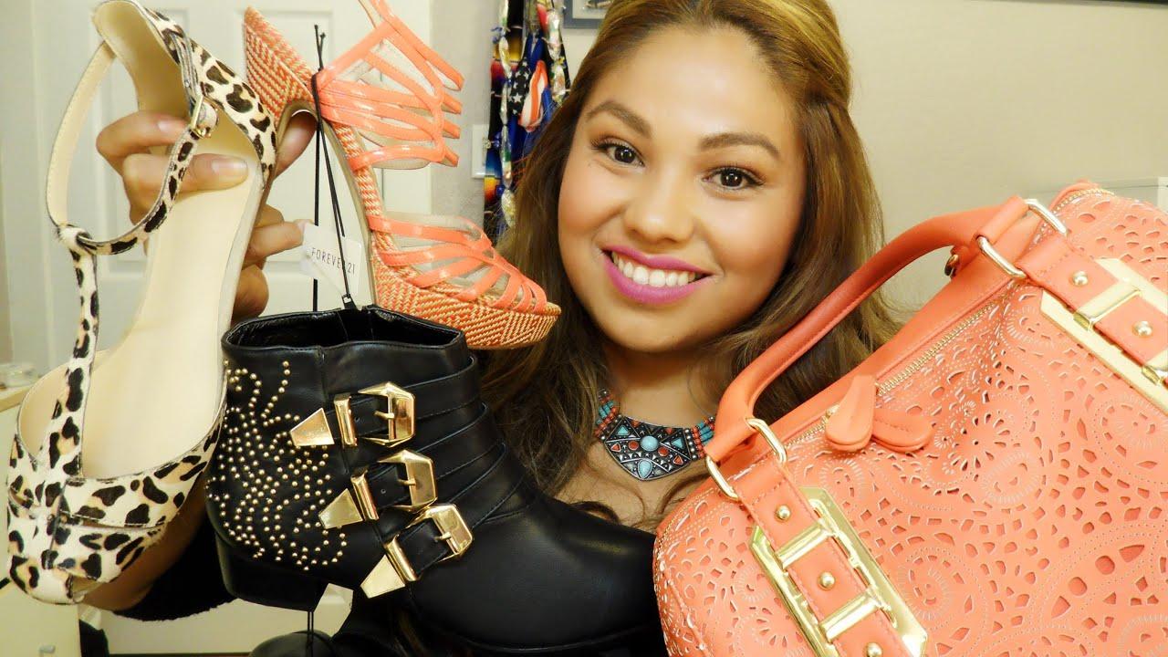 aldo shoes haul youtube gamer girl