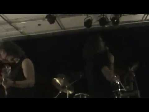 DIVIDING GODS (Formally known as Anesthesia) - Live at Charlotte Street Art Centre