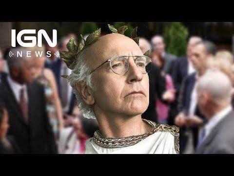 Curb Your Enthusiasm: HBO Announces Season 9 Premiere Date - IGN News