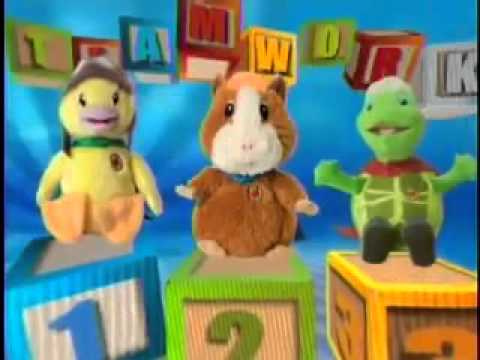 Wonder Pets -  Toy TV Commercial - TV Spot - TV Ad - Toys R Us