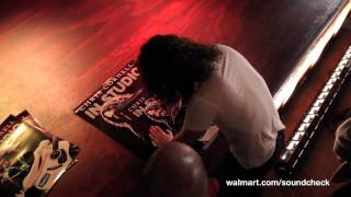 Chris Cornell on Walmart Soundcheck