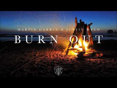 Martin Garrix & Justin Mylo (Burn Out) Feat . Dewain Whitmore 'Audio' (EXCLUSIVE)