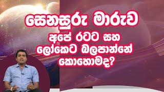 සෙනසුරු මාරුව අපේ රටට සහ ලෝකෙට බලපාන්නේ කොහොමද?   Piyum Vila   23-01-2020   Siyatha TV Thumbnail