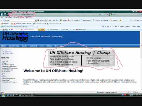 UH Offshore Hosting, Cheap hosting | 100% offshore