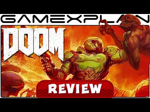 Doom - REVIEW (Nintendo Switch)