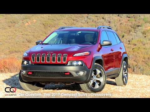 2017 Top Compact SUV