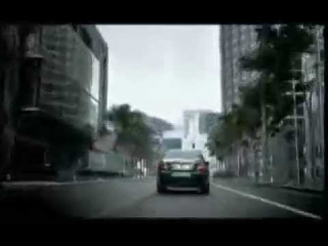 The new MG 7 commercial 2