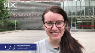 Anne studies Life Science Engineering and Informatics (Omics) at SDC thumbnail