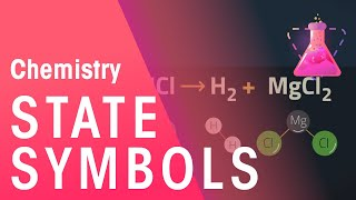 State Symbols in Chemical Equations | Chemistry for All | FuseSchool