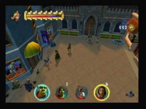 Shrek 2 Co Op Walkthrough Part 8 Youtube