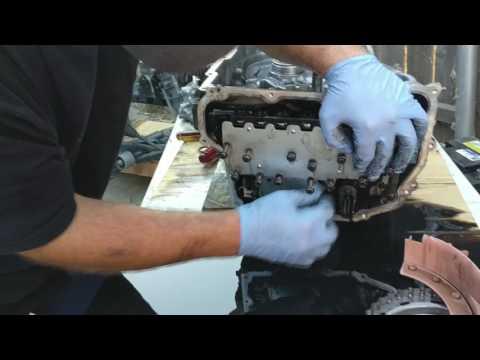 Teardown 6T45 Transmission - Chevy Equinox - Part 1 - YouTube