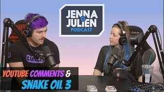Podcast #181 - Youtube Comments & Snake Oil 3