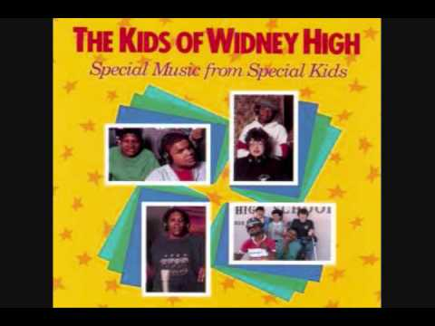 Kids Of Widney High, The - Let's Get Busy
