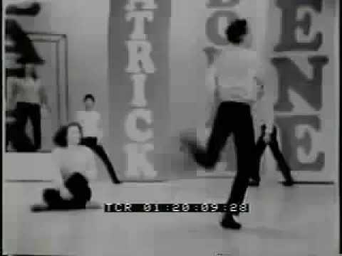 The David Winters dancers on Hullabaloo