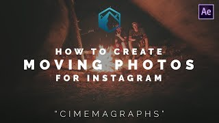 How to Make Animated Moving Pictures for Instagram - BergeBoy Tutoirals