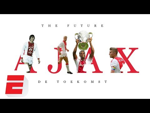 Behind The Scenes At The Famous Ajax Youth Academy