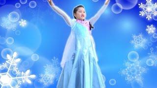 エルサ ♡ ビビディ・バビディ・ブティック Bibbidi Bobbidi Boutique Disney's Frozen Elsa アナと雪の女王 ディズニープリンセス thumbnail