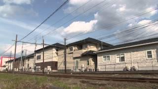 【青ガエル】熊本電鉄5000系5101A 引退記念HM付き