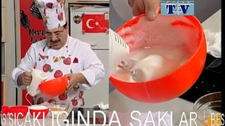 PEYNİRLİ KEK ( CHEESE CAKE )