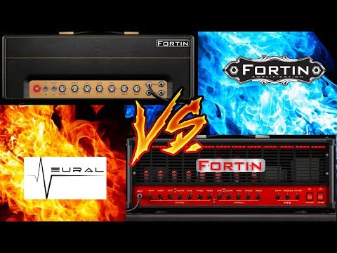 FORTIN NTS SUITE VS  FORTIN NAMELESS SUITE SHOOTOUT