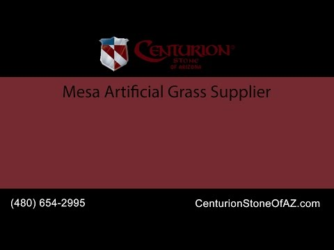 Mesa Artificial Grass Supplier | Centurion Stone