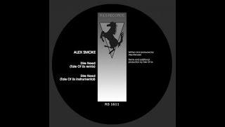 Alex Smoke Ft. Tale Of Us - Alex Smoke - Dire Need (Tale Of Us remix)