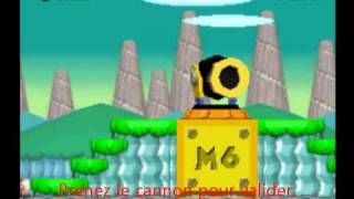 Carapaces bleues infinies - NS Mario Bros DS - Koopa Legends