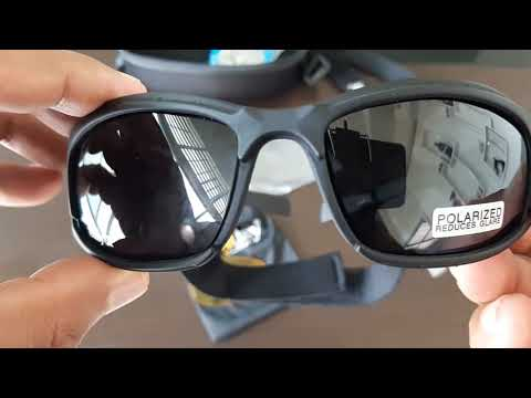 [UNBOXING] 😎 Daisy X7 Glasses Men Military Polarized Sunglasses Review