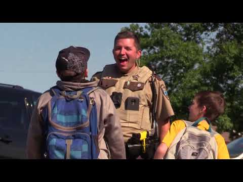 Back to School: Deputy Casey McFarlen's Role as School Resource Officer