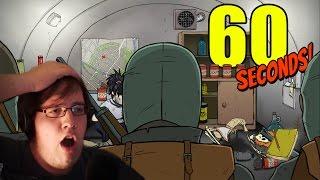 ENDLICH ERLÖSUNG? | Let's Play 60 Seconds #6 (German/Deutsch) - 60 Seconds Gameplay/Commentary