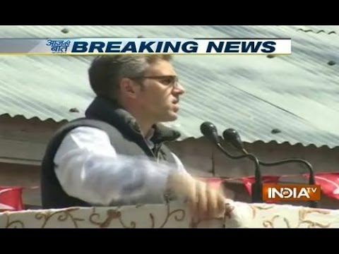 Omar Abdullah attacks on Narendra Modi for Casteism