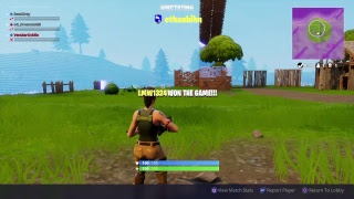 Fortnite  with squad  6