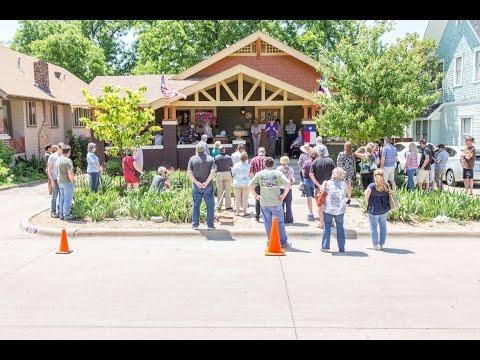 Grammer-Pierce House Texas Historical Marker Dedication - May 7, 2016