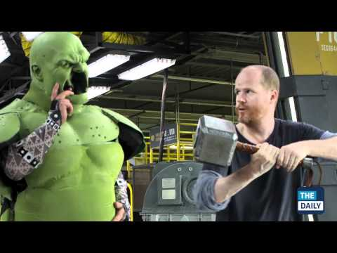 Hulk's Smashing Special Effects: The Avengers