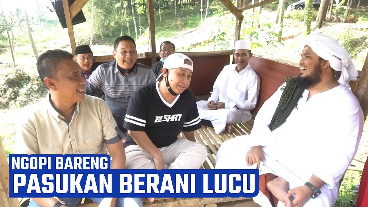 NGAKAK ABIZZZ !!! NGOPI BARENG PASKI ( PERSATUAN SENIMAN KOMEDI INDONESIA )