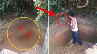 Lihat,,!!! Pria ini menggali tanah selama 1tahun, ternyata ada suatu tujuan yang mengagumkan